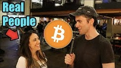 When Bitcoin's Price Goes Parabolic ($100k+).What is the FIRST Thing You Buy? [Asking People]