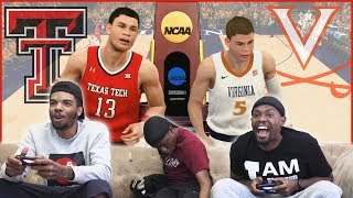 Watch Us Predict The National Championship! (NBA 2K19 College March Madness)
