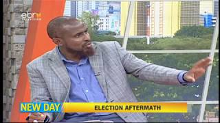 Abduba Dida Gives His Take On 2017 General Elections