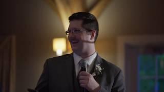03 Speeches   Ashley and Zach Wedding