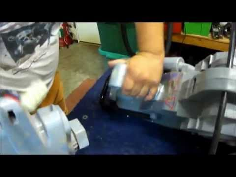 How To Take A Gearbox Out Of A Dumar Mega Tredz Yamaha Raptor 660 or Megatredz Yamaha Raptor Wiring Diagram on
