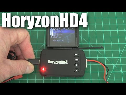 HoryzonHD4 FPV recording camera from Foxtech FPV