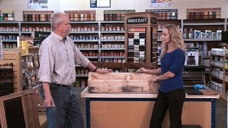 Woodcraft Supply: Upcycling With Milk Paint