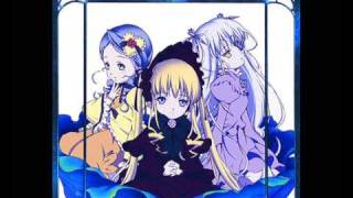 Here is the beautiful Ending of the second season of Rozen Maiden. ...