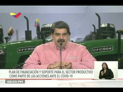 """Ordena Maduro a su gabinete activar medidas para """"atajar la especulación brutal"""" en Venezuela"""