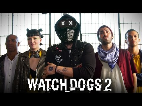 Thumbnail: WATCH DOGS 2 IN REAL LIFE!