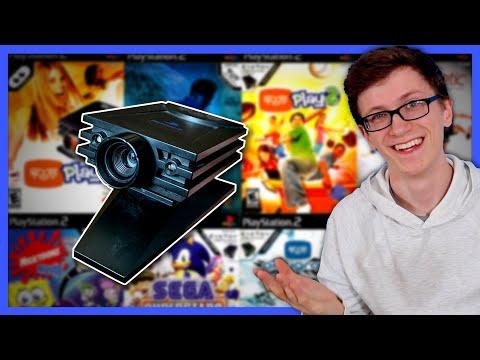 EyeToy for PlayStation 2 - Scott The Woz
