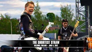 Metallica - The Shortest Straw (Live - Helsinki, Finland) - MetOnTour