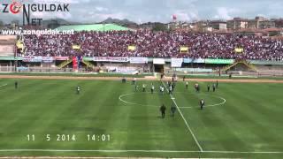 Gambar cover Mükemmel 3'lü - Zonguldakspor - Zara Belediyespor Amatör Lig Şampiyonluk Maçı ᴴᴰ
