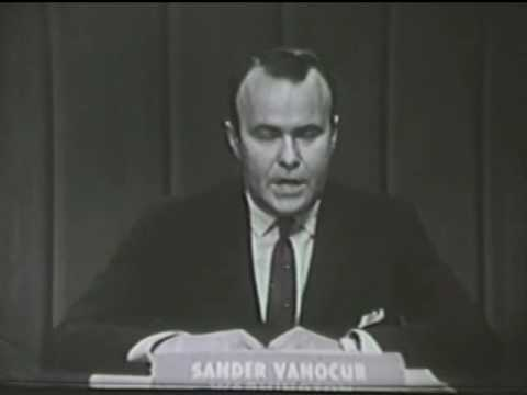 "NBC News Special: ""Projection '61"", December 31, 1960"