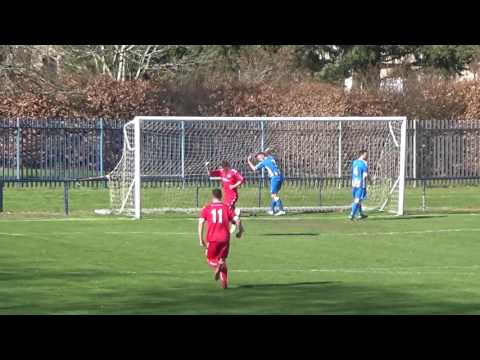 GOAL: Robert Urquhart grabs Carnoustie's second