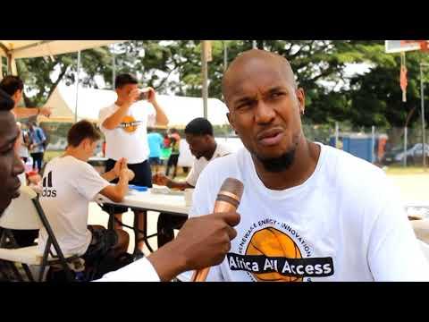 H2H- Africa All Access Basketball Clinic - Ghana