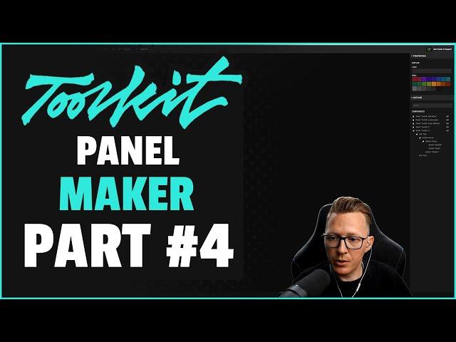 Retouching Toolkit: Panel Maker (Part#4)