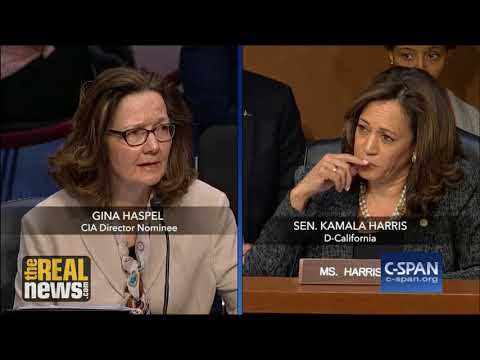 Ray McGovern: Gina Haspel Supervised Nazi-Era Interrogation Techniques (Pt. 1/2)