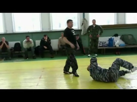 IZVOR Russian martial art Seminar. ИЗВОР Русский рукопашный бой