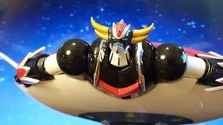 Ufo Robot Grendizer,   GO NAGAI,   Full Intro Song,   Stop Motion,   Otv
