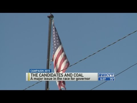Ky governor candidates see future for coal, coal country struggling for economic diversity