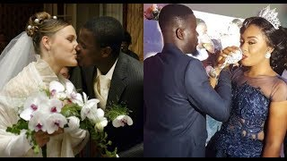 Ex Footballer Emmanuel Eboue MARRIES BLK W0MAN AFTER WHT EX WIFE DIV0RCED HIM!