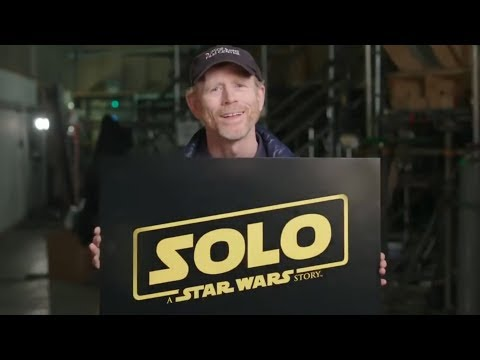 Directed by Ron Howard (kind of)