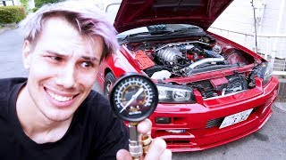 MY WORST FEAR! - Compression testing the Skyline