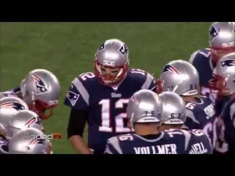 Sound FX: Tom Brady