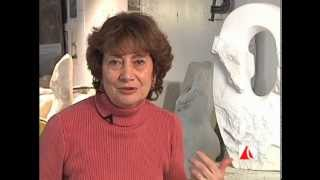 Sculpture in Stone & Wood with Natalie Frier, ACNNJ