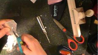 Make Your Own Metal Corners!!! Tutorial
