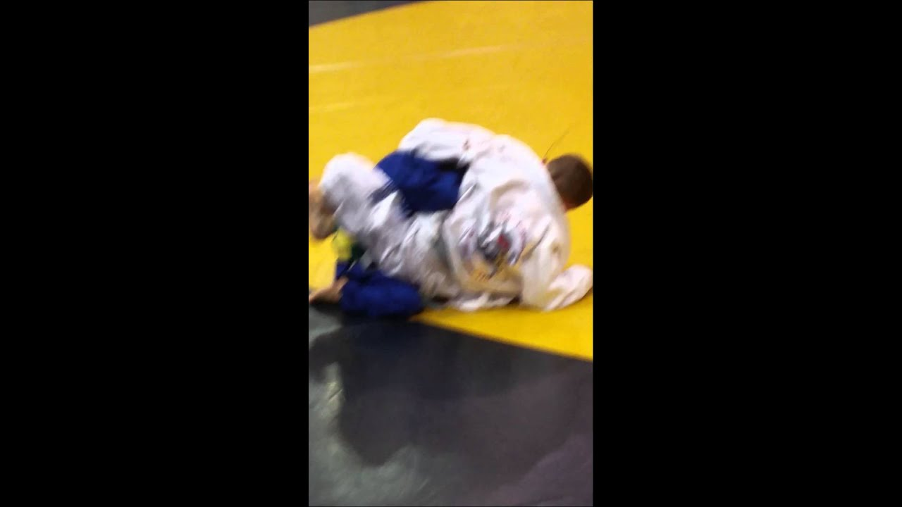 Max Perry w/ Ohio Brasa BJJ, 2nd match-win