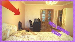 ახალი ოთახის განხილვა! ROOM TOUR😨 GAMING ROOM🖤