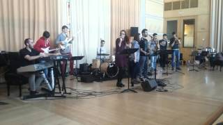 What is hip- Tower of power (complete cover Esmuc students)