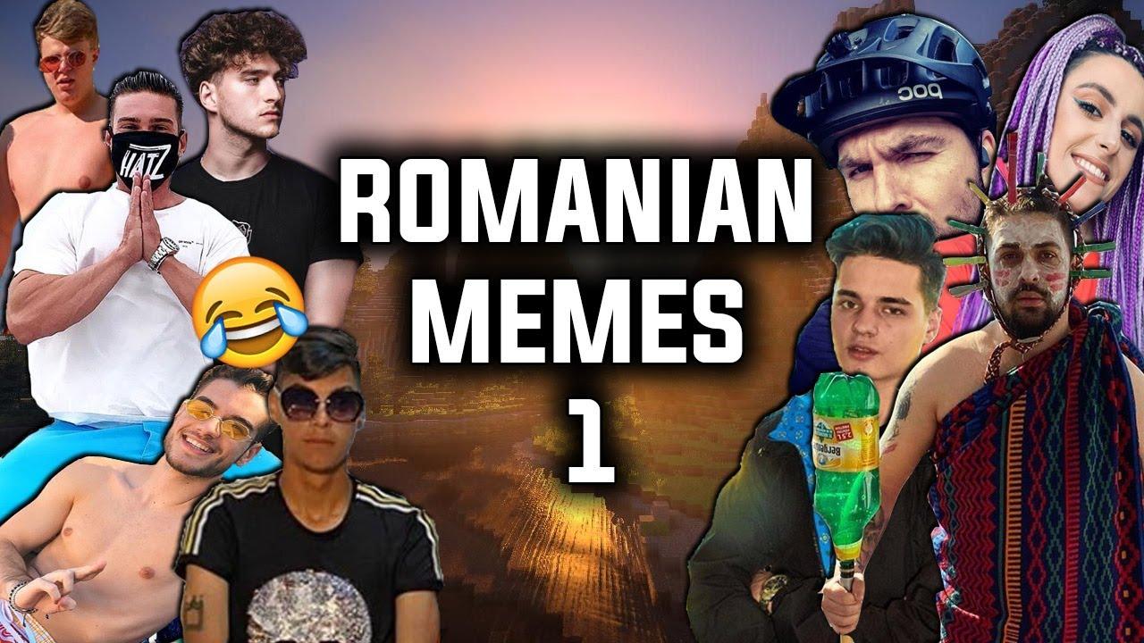 Romanian Memes 1 (Dorian Popa, Selly, Imogen, Katalin Talent, +multi altii)