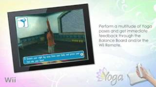 Yoga for Wii (Wii) Announcement trailer