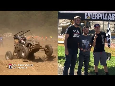 SDSU Wins the Endurance Event at 2017 Baja SAE Illinois