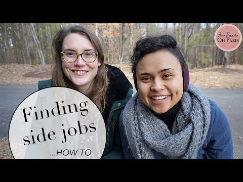 How To Find Babysitting Jobs Side Jobs | APOP