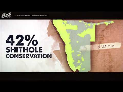 """Stolzes """"Drecksloch"""": Mit diesem Video macht sich Namibia über Trump lustig"""