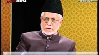 Why do Ahmadies not offer the funeral prayer of Non-Ahmadies-persented by khalid Qadiani.flv