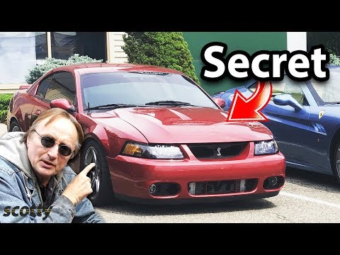 The Secret that Makes this 2004 Ford Mustang Still Worth Over $20,000