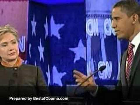 Obama in SC Debates - Clinton alleges work with slum lord