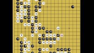 囲碁棋譜再現 第40期棋聖戦ファーストトーナメント予選3回戦 黒:彦坂直人 vs 白:陳嘉鋭