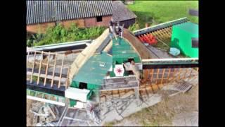 Restauratie Molen Massier Nieuwleusen deel 5