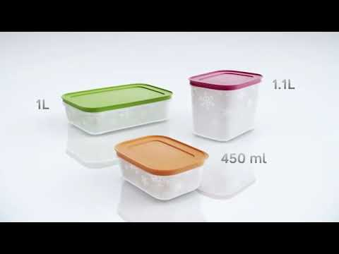 Tupperware Freezer Mate Set