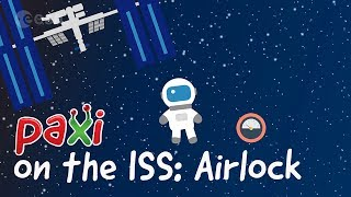 Paxi on the ISS: Airlock