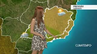 Previsão Sudeste - Chuva aumenta em SP