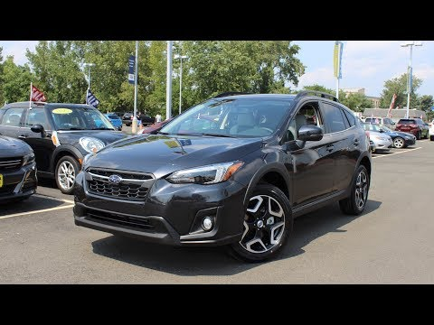 2018 Subaru Crosstrek 2.0i Limited: In Depth First Person Look