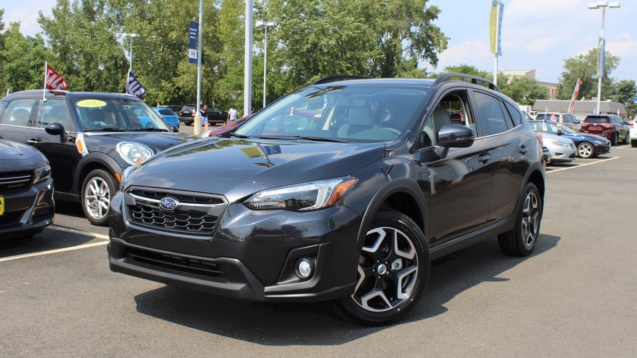 2018 subaru crosstrek limited in depth first person. Black Bedroom Furniture Sets. Home Design Ideas