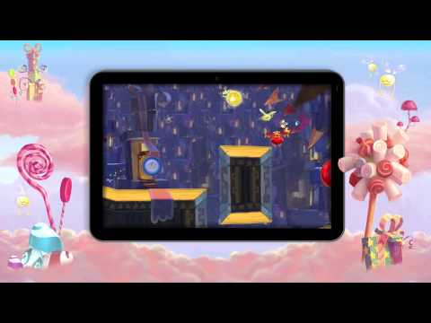 Rayman Fiesta Run -- Candy Trailer