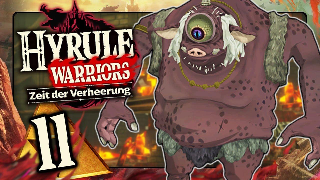 Hyrule Warriors Zeit Der Verheerung 12 Stress Mit Supah Youtube