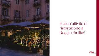 Bando Turismo 2020 a Reggio Emilia - Bando per attività di ristorazione