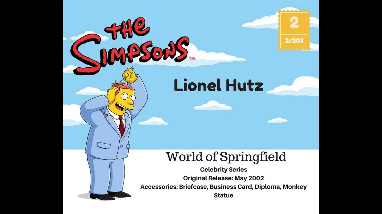 Simpsons action figure unboxing lionel hutz youtube simpsons action figure unboxing lionel hutz colourmoves