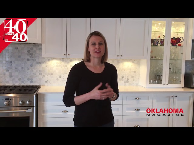 40 Under 40 - Susan Crenshaw - What would make Oklahoma greater?